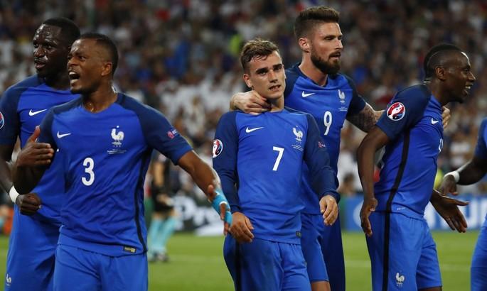 Запасные футболисты сборной Франции проведут матч с молодежной командой «Спартака»