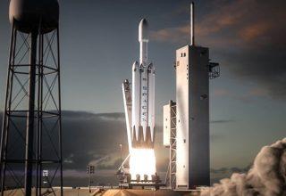 Минобороны США купило ракету Falcon Heavy