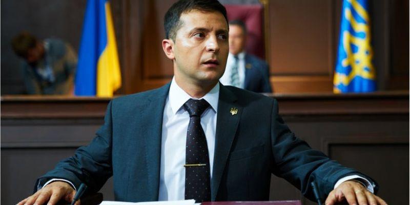 Зеленский о видеообращении к Вакарчуку: Любая история, связанная с политикой, меня не интересует