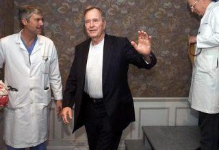 В США застрелили кардиолога экс-президента США Джорджа Буша – старшего