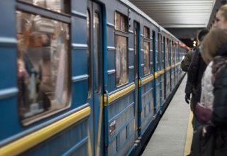 В Киеве строят метро на Виноградарь