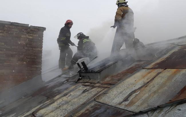 В полиции сообщили подробности пожара во львовской больнице