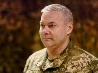 Командующий Объединенными силами поздравил военных с наступающими новогодними праздниками