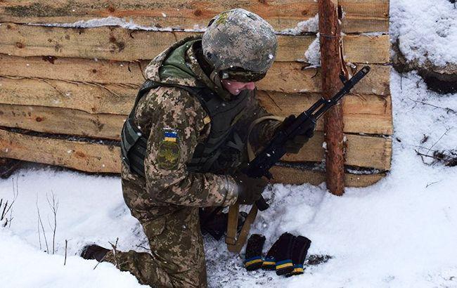 Боевики на Донбассе понесли потери после атаки на Украинские позиции