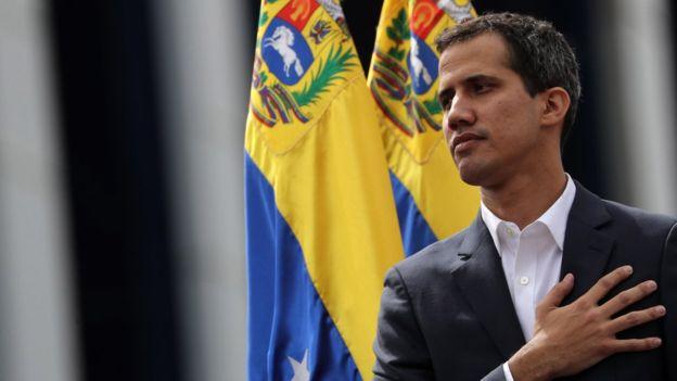 Глава оппозиционного парламента Венесуэлы подписал указ о защите собственности Chevron