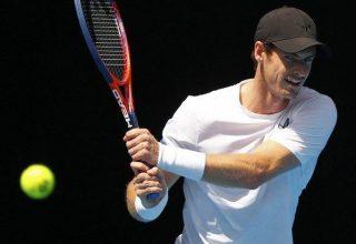 Экс-первая ракетка мира Маррей  проиграл в первом круге Australian Open