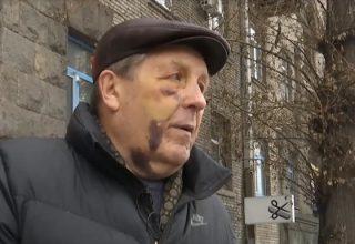 В Киеве полицейские избили авиаконструктора компании «Антонов»