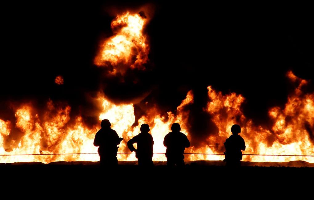 Число жертв взрыва и пожара на трубопроводе в Мексике увеличилось до 89