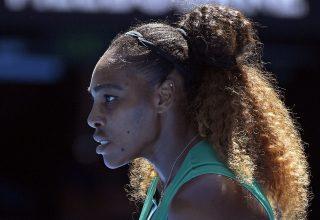 Серена Уильямс победила Халеп в четвертом круге Australian Open