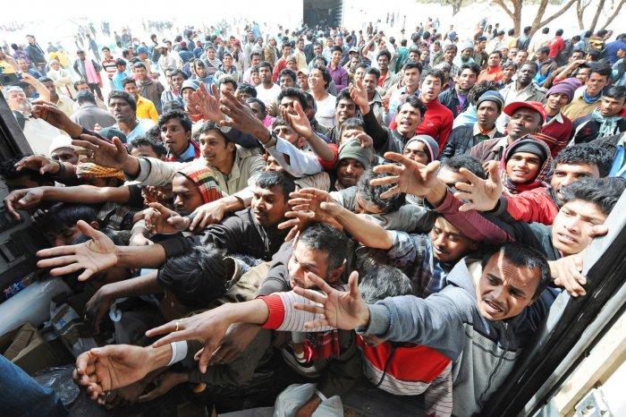 Полиция ФРГ проверяет сообщения о создании гражданской самообороны после атак мигрантов