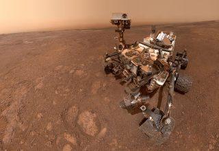 В NASA опубликовали «селфи» с Марса