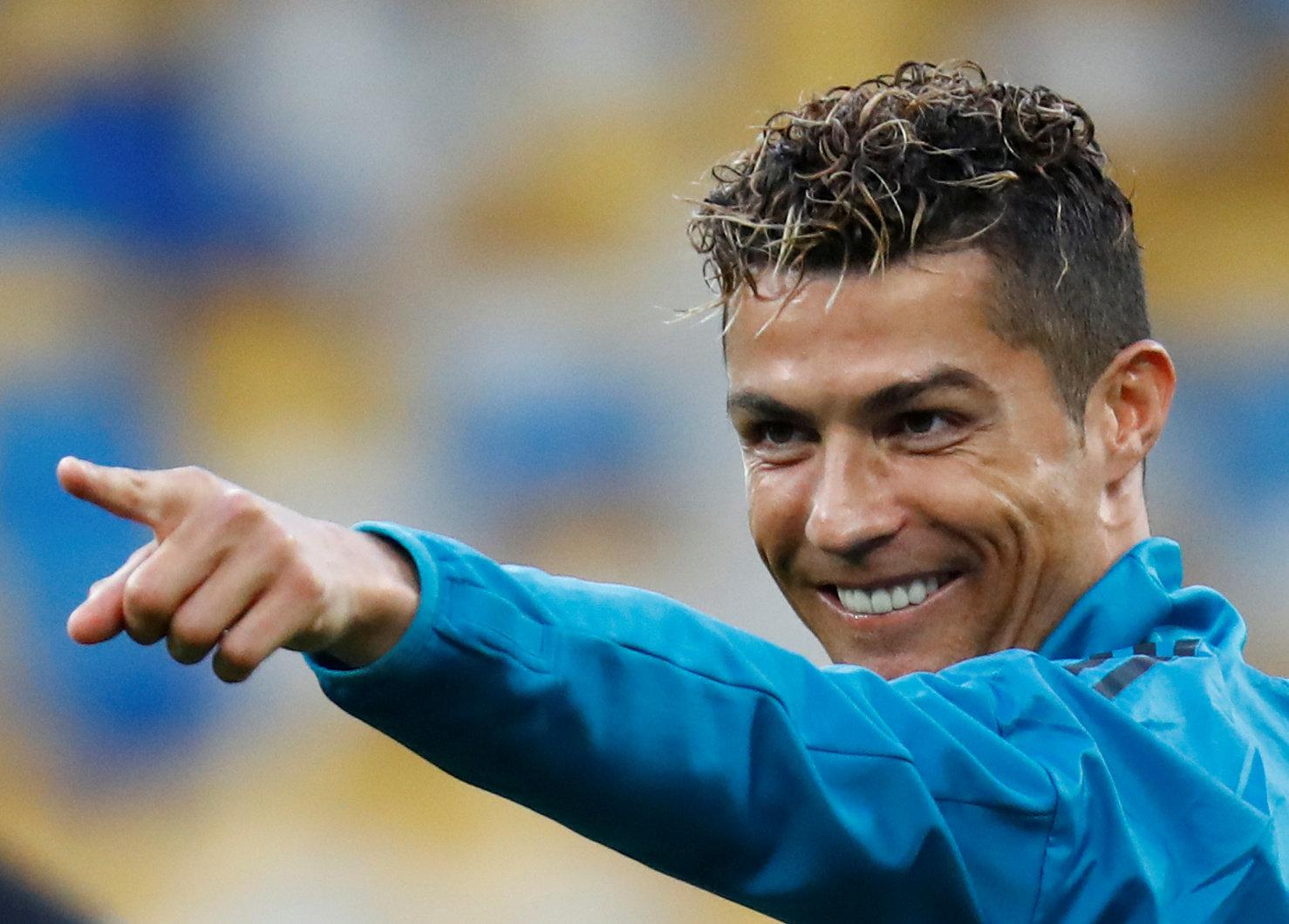Роналду не собирается прекращать заниматься футболом