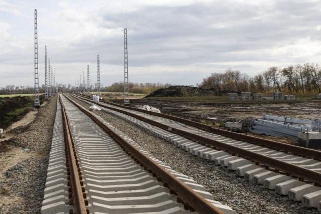 Еврокомиссия собирается выделить почти 900 миллионов евро на обновление ж/д инфраструктуры Украины