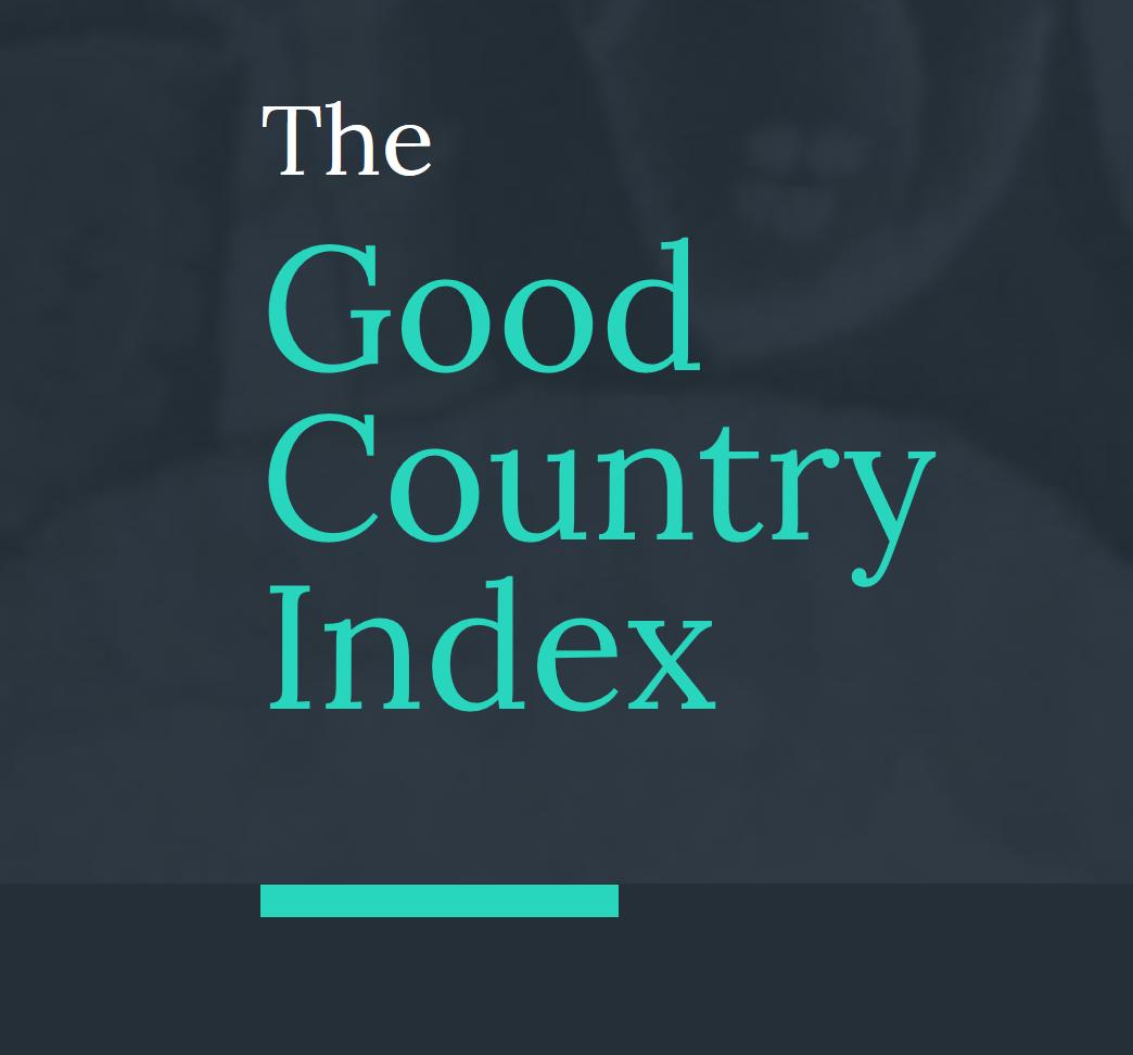 Финляндия признана самой «хорошей страной» в рейтинге The Good Country Index