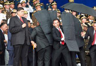 Журналистов задержали на встрече с Мадуро, потому что ему не понравились их вопросы