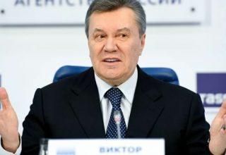 Янукович: Порошенко не сможет победить на президентских выборах без фальсификаций