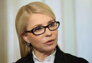 Тимошенко назвала дело против нее беспочвенным и посоветовала генпрокурору взять отпуск
