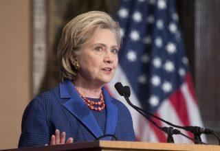 Клинтон назвала выход США из ДРСМД «подарком Путину»