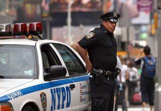 Полиция Нью-Йорка потребовала у Google не показывать данные о патрульных постах