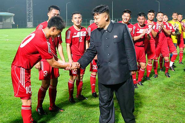 Команды КНДР и Южной Кореи по футболу сыграют в одной группе в отборе к ЧМ-2022