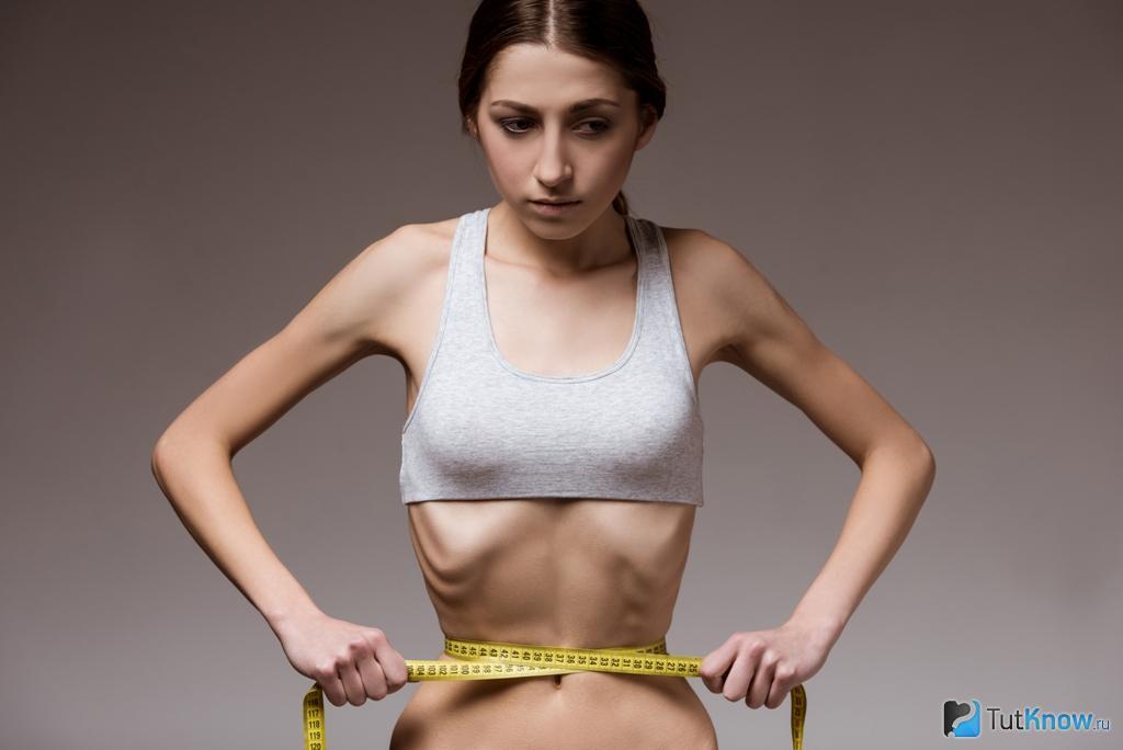 Ученые выяснили, что может стать причиной анорексии