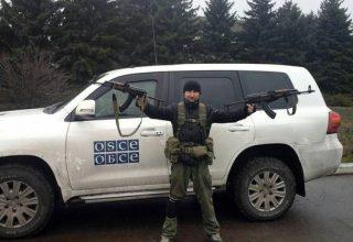 Боевики не пускают наблюдателей ОБСЕ на участки разведения сил