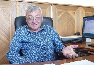 Последним погибшим во время пожара в Одесском колледже оказался Борис Александров