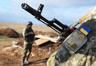 Всего один обстрел на Донбассе за прошлые сутки