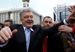 Порошенко призвал патриотов выходить на Майдан