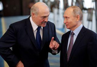 Лукашенко резко высказался об объединении с Россией