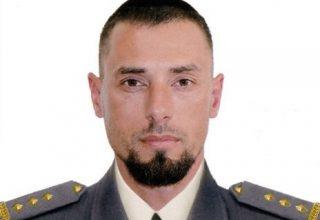 Боевики вернули тело погибшего Героя Украины Каплунова