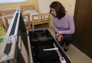 Киев приобрел роботокостюм для детского центра реабилитации