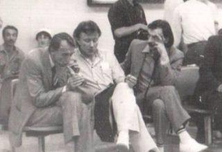 Боярский опубликовал архивное фото с Андреем Мироновым