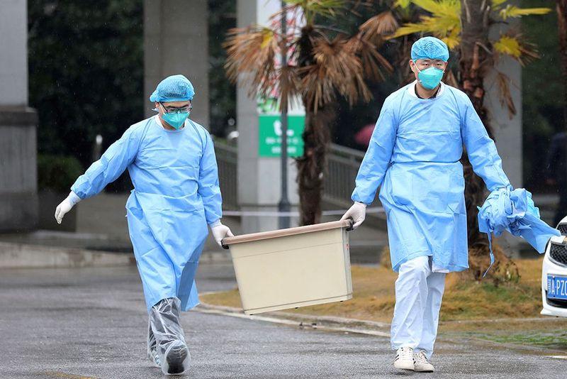 Первый случай заражения новым коронавирусом обнаружили в Австралии
