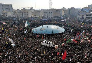 Правительство Ирана признало Пентагон террористической организацией