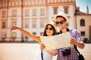 Киев в прошлом году рекордно заработал на туристах