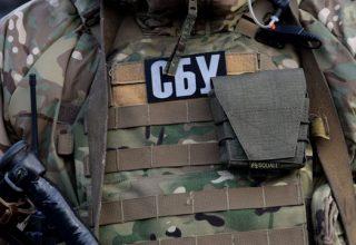 ФСБ задержала украинского пограничника на границе с Крымом