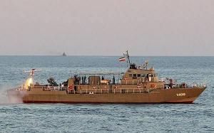 Иран по ошибке обстрелял и потопил свой корабль, погибли до 40 человек