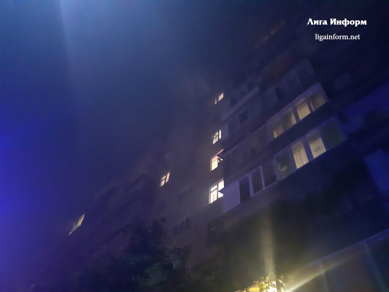 Под Киевом произошёл пожар со смертельным исходом