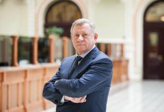 Глава НБУ Яков Смолий подал в отставку