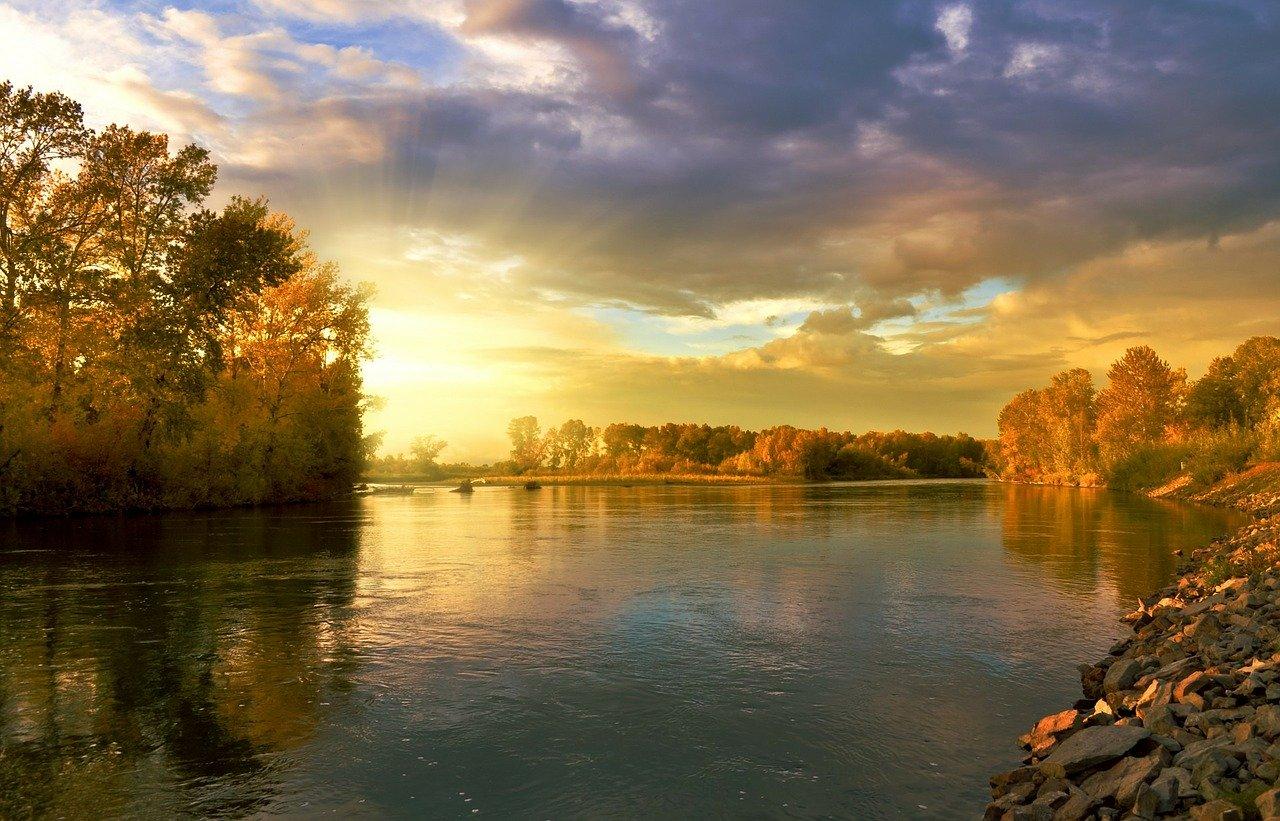 Большинство рек Украины близки к маловодию