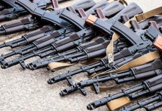 В Днепре задержаны торговцы оружием