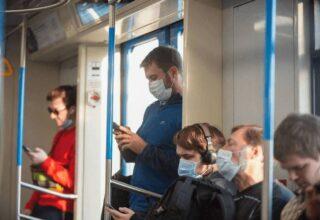 В Украине будут штрафовать за неправильное ношение маски