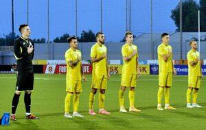 Украинская молодежная сборная разгромила Северную Ирландию, но это им не помогло