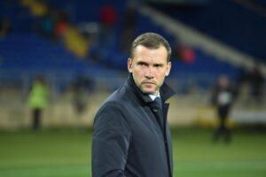 Шевченко – самый молодой тренер на «Евро-2020»