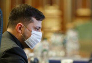 У Зеленского диагностировали короновирус: первая леди рассказала о его самочувствии