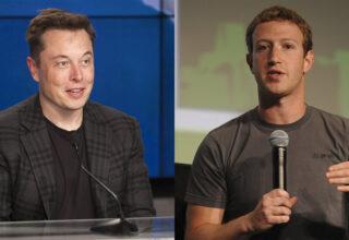 Илон Маск стал богаче Марка Цукерберга