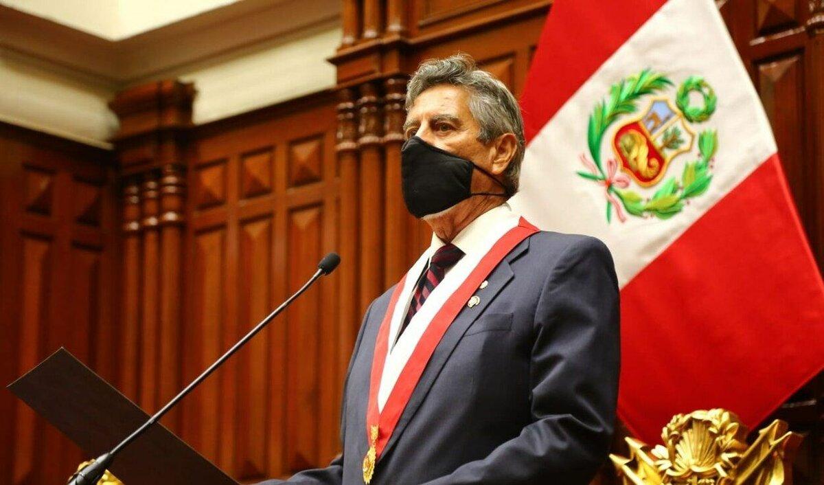 Выборы в Перу: три президента за одну неделю