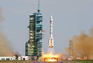 Китай вывел на околоземную орбиту первый в мире спутник 6G
