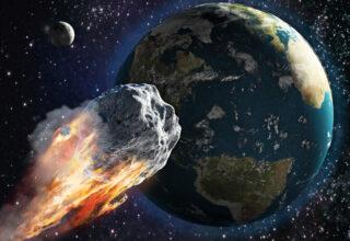В NASA предупредили об огромном астероиде возле Земли
